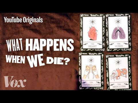 What Happens When We Die? - Glad You Asked S1