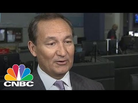 United CEO Oscar Munoz: We're Beginning To Set Stage For Long-Term Strategy   CNBC
