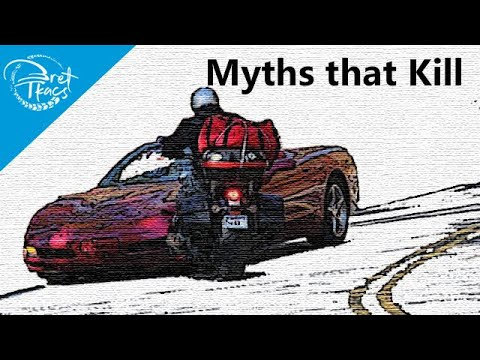 Motorcycle myths that kill motorcyclist & the truth about braking
