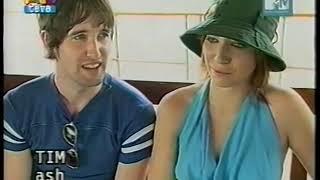Download Ash Interview on MTV Alternative Nation 2001
