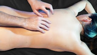Вибрация. Уроки классического массажа. Vibration. Lessons of classical massage(Вибрация. Уроки классического массажа. Vibration. Lessons of classical massage. ▻▻▻Завершающая группа массажных приёмов,..., 2016-06-06T17:52:32.000Z)