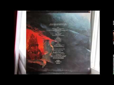 The Lord Of The Ring 1978 Soundtrack 3   The Journey Begins; Encounter With The Ringwraiths