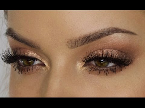 Rose Champagne MakeUp Tutorial | Valentine's Day MakeUp | Shonagh Scott | ShowMe MakeUp