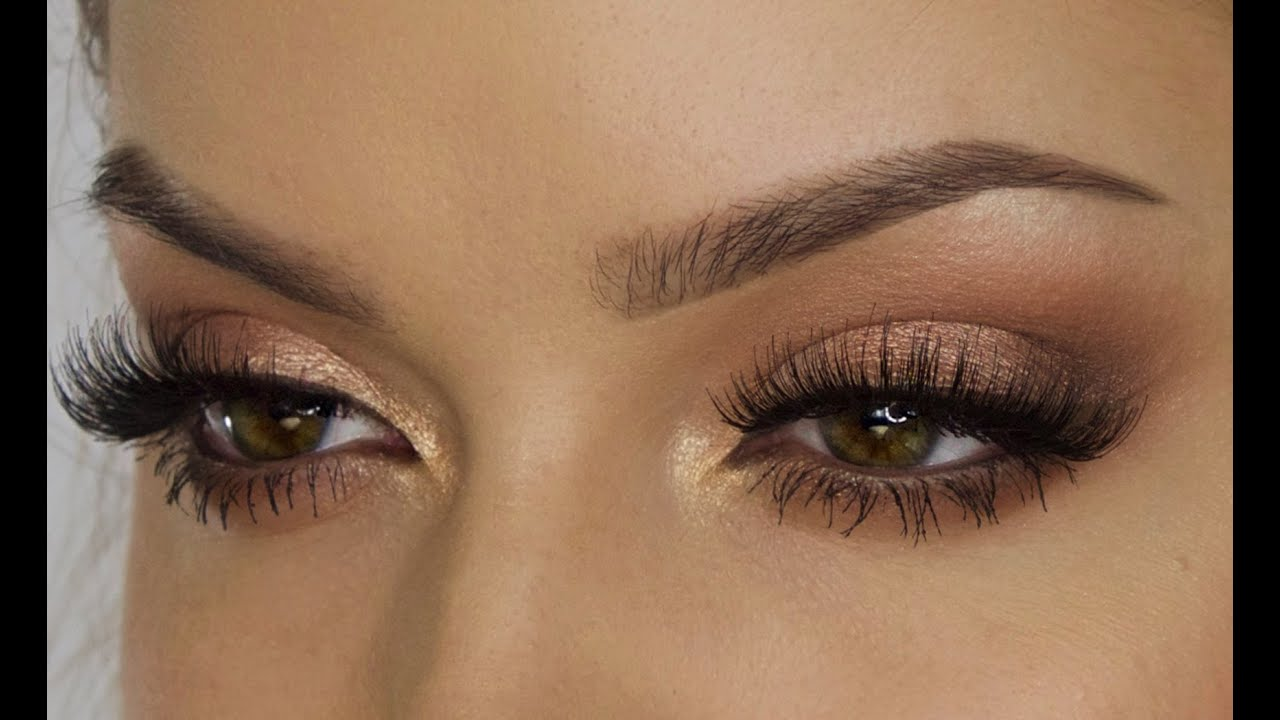 best tutorials for hazel eyes | makeup