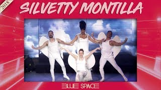 Blue Space Oficial - Silvetty Montilla e Ballet -  02.12.18