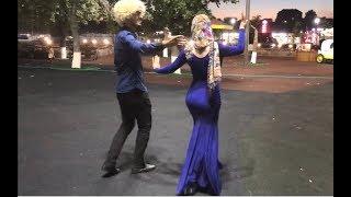 Девушка Очень Красиво Танцует В Чечне С Парнями 2018 Лезгинка ALISHKA AZARINA ELVIN (Грозный)