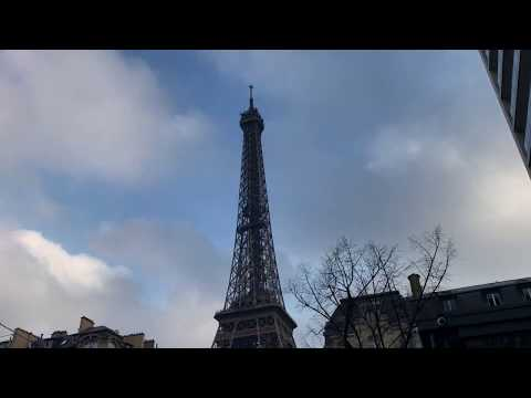 Walking To Eiffel Tower From The Mercure Paris Centre Eiffel Tower Hotel