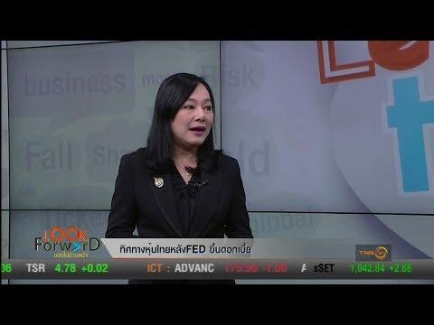 ย้อนหลัง Look Forward มองไปข้างหน้า : ทิศทางหุ้นไทยหลัง FED ขึ้นดอกเบี้ย