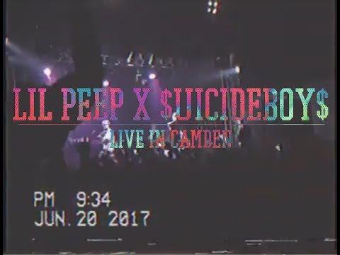 Lil Peep x $uicideboy$ - Beamerboy - (LIVE)