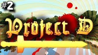 Project D Arena #2 - GEHEIME AANVAL!
