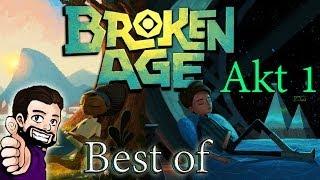 Best of Gronkh - Broken Age - Akt 1 [HD+]