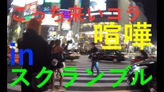 【閲覧注意】こんなの誰も望まない喧嘩、ハッピーにハロウィンの渋谷楽しもうぜ thumbnail