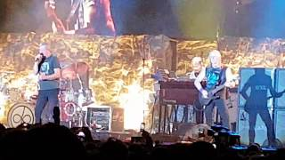 """Deep Purple """"Made Live in Madrid 2017"""". Time for Bedlam & Fireball"""