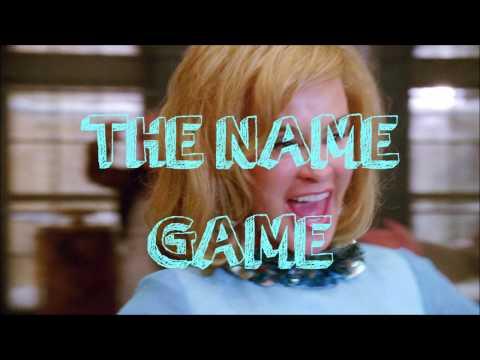 Jessica Lange-The name game lyrics (American Horror Story S2)