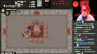 Game-Breaking Isaac run