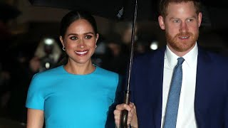 Meghan Markle in London for First Time Since Royal Split