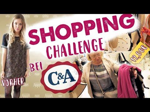 LIVE SHOPPING CHALLENGE mit MAMA I IHR ENTSCHEIDET I SOMMER LOOKS unter 60€
