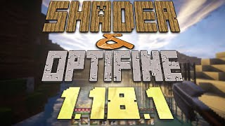 Minecraft 1.11.2 Shader und Optifine installieren [Deutsch|German/FullHD|1080p @60FPS] TUTORIAL