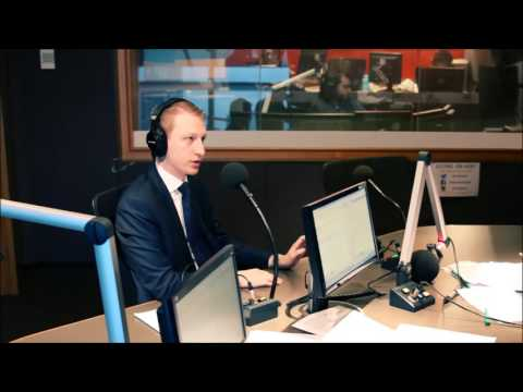 Senator Paterson on 774 ABC radio with Waleed Aly talking Blue Poles