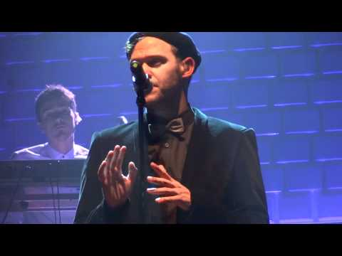 Will Young Concert - Evergreen
