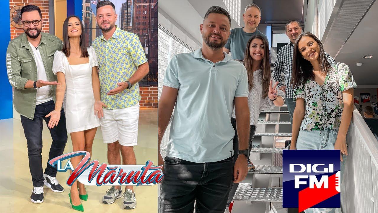 Invitati La Maruta si Digi FM!