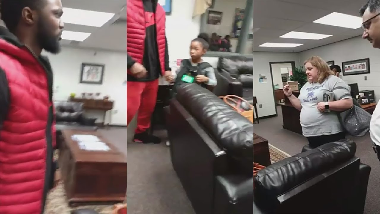 Father Goes Off On Norton Elementary Staff After Losing His 5 Yr Old For The 3rd Time