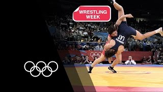 Olympics: Women's Wrestling at Rio 2016 | Faster Higher Stronger