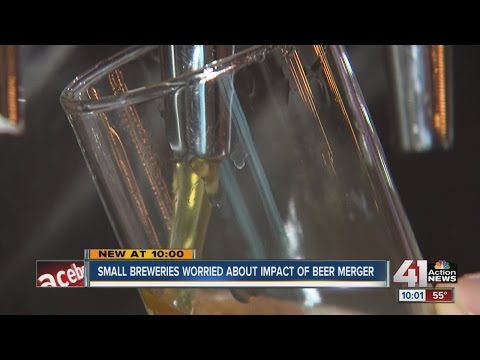 Big beer merger could impact local craft brewers