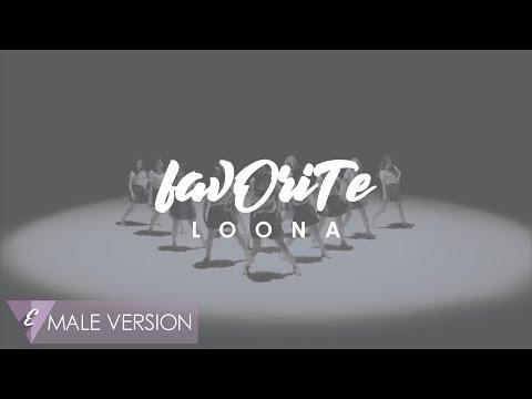 MALE VERSION | LOONA - FavOriTe