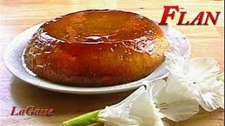 Lagasse - Flan Recipe - Spanish Custard - Lagasse's Island Flavors