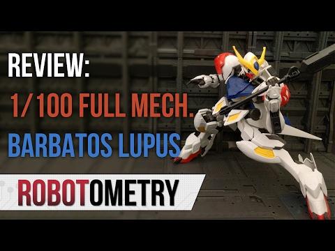 Gundam Barbatos Lupus - 1/100 Full...
