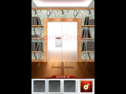 100 Doors 2 Beta Level 25 Walkthrough Cheats