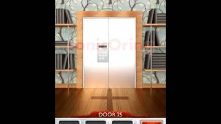 100 Doors 2 Beta Level 25 Walkthrough Cheats