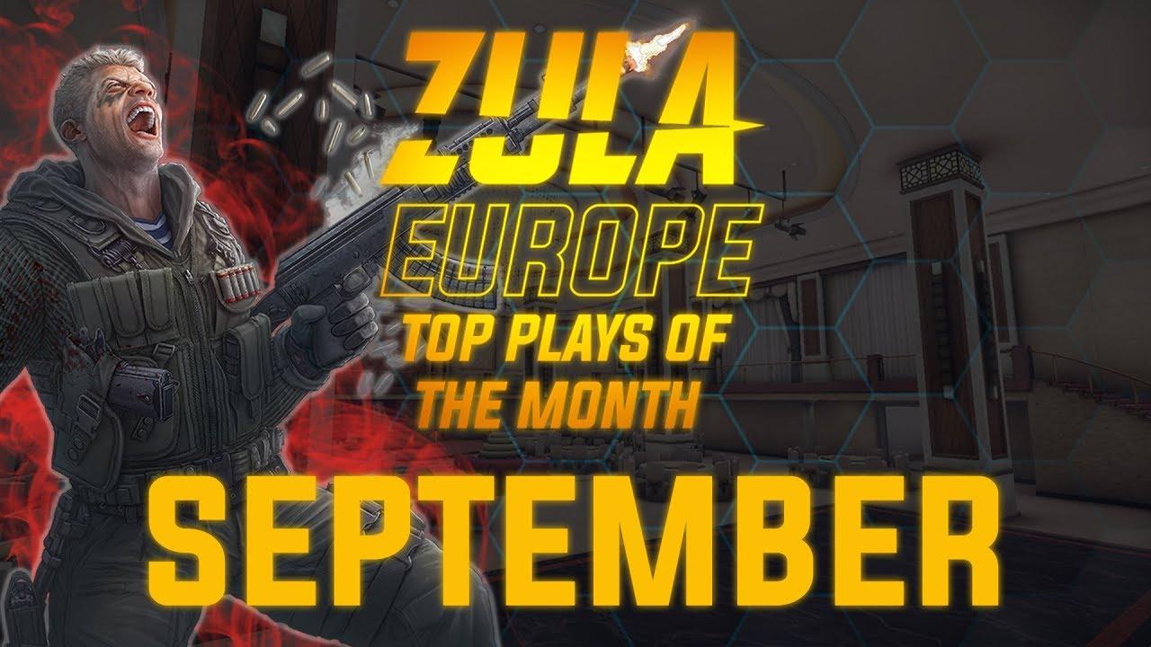 Zula Europe TOP Plays September 2019