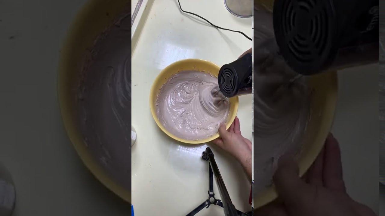 طريقة عمل كيكة حجم 20 بالخفاق اليدوي