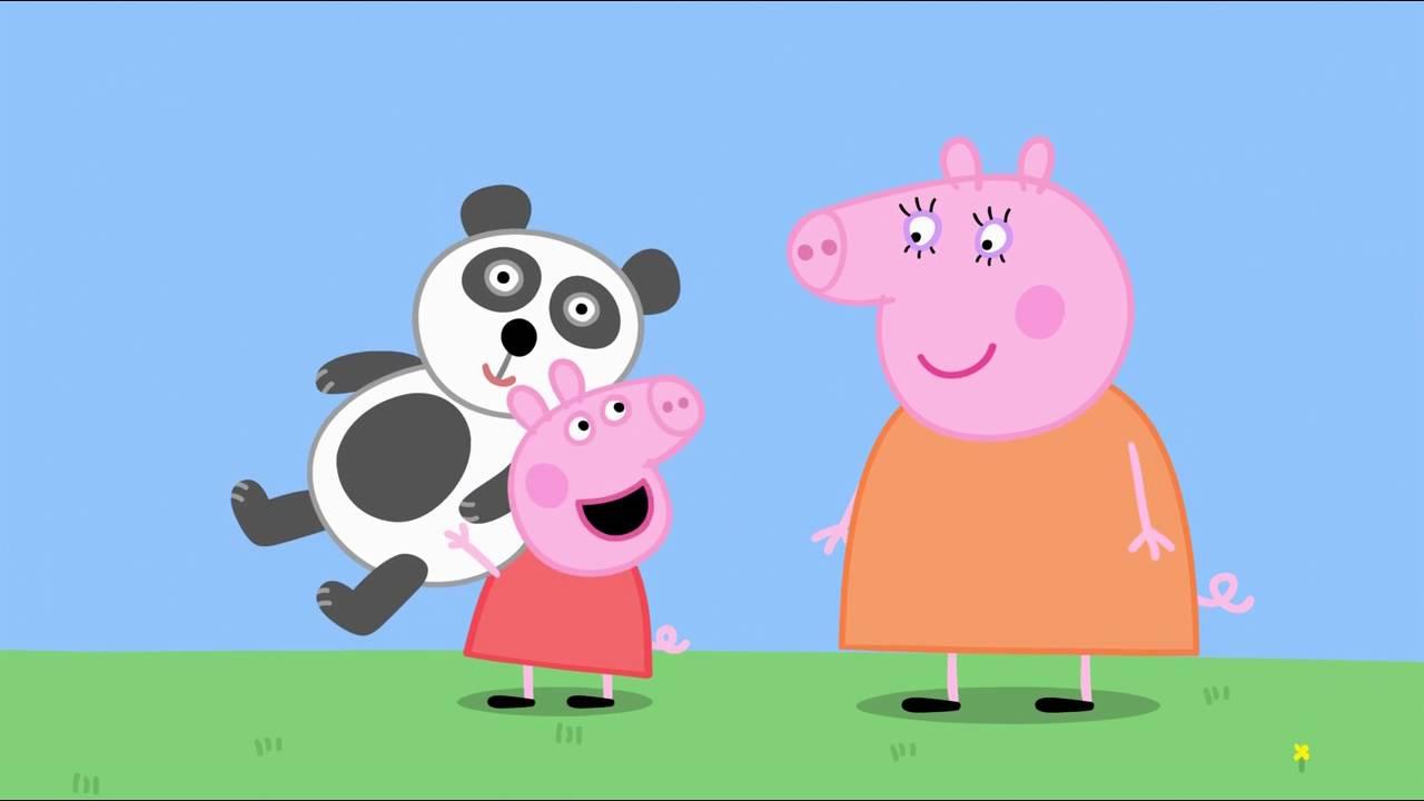 Peppa Pig - Funfair (24 episode / 3 season) [HD]