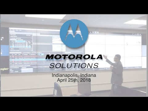 Motorola Solutions & The City of Indianapolis