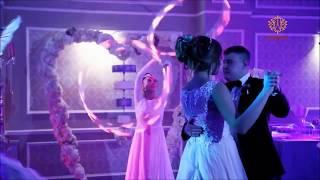 Свадебное шоу - шоу-балет Стихия