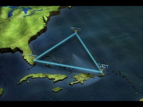 10 Surprising Facts You Didn't Know About Bermuda Triangle || Pastimers