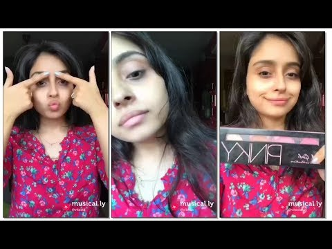 """Vitasta Bhat The """"NO-Makeup - Makeup"""" Look"""