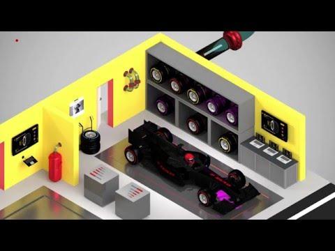 Pirelli explica la normativa de neumáticos la F1 2016