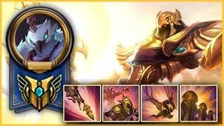 Azir Montage - Best Azir Plays Season 8 - League of Legends