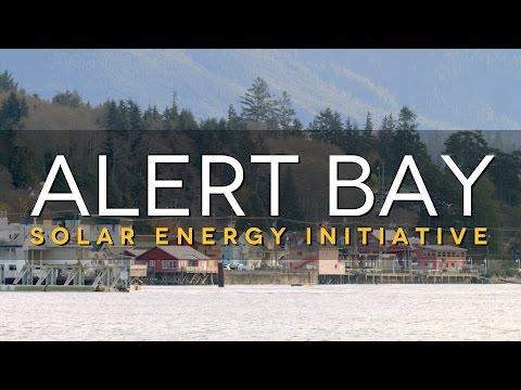 Alert Bay Solar Energy Initiative with Hakai Energy Solutions