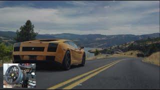 Forza Horizon 2 PlayThrough Pt1(BEST INTRO EVER) w/Thrustmaster Wheel Cam (DEMO) | SLAPTrain