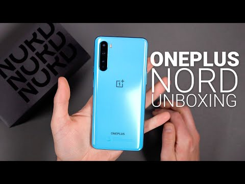 OnePlus Nord Unboxing and Tour!