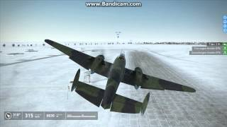 IL 2 BoS Pe 2 Cobra Maneuver