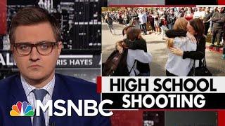School Shooting News Breaks As GOP Blocks Background Check Bill | All In | MSNBC