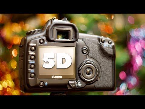 Canon 5D в 2020 - всё ещё достоин?   Купить БУ
