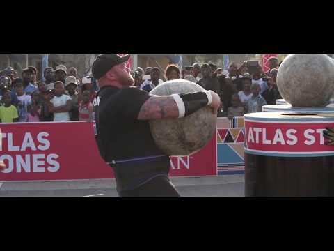 World's Ultimate Strongman: Beasts in the Middle East 2018