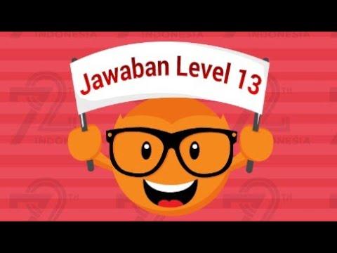 Jawaban Tebak Gambar Level 13 Youtube